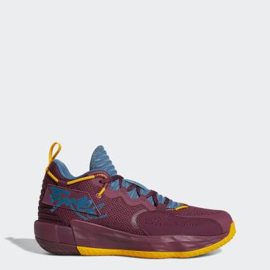 Chaussure Dame 7 EXTPLY Bordeaux Basketball