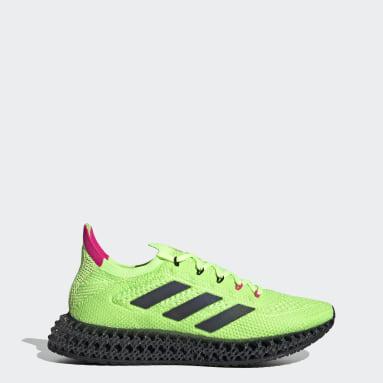 Běh zelená Boty 4DFWD