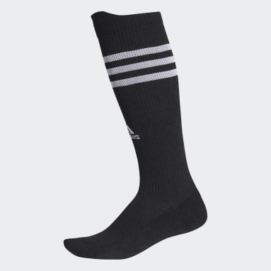 Tennis Black Techfit Compression Over-The-Calf Socks