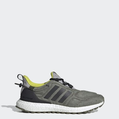 Chaussure Ultraboost COLD.RDY Lab Vert Hommes Running