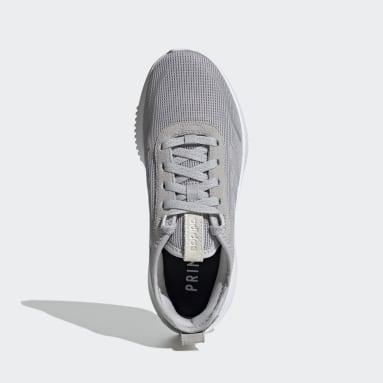 Zapatillas Lite Racer Rebold Gris Mujer Diseño Deportivo