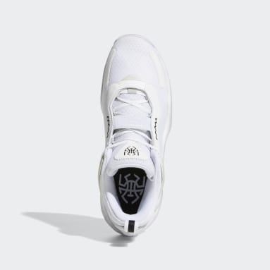 Basketball White Donovan Mitchell D.O.N. Issue #3 Shoes - Team Collection