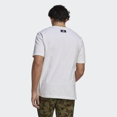 Mænd Sportswear Hvid adidas Sportswear Future Icons Logo Graphic T-shirt