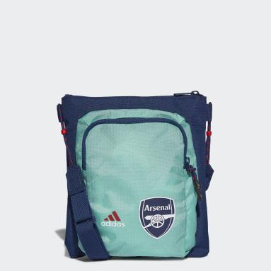 Fodbold Blå Arsenal Organiser taske