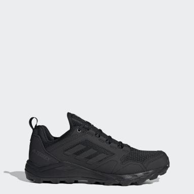 Men TERREX Black Terrex Agravic TR Trail Running Shoes