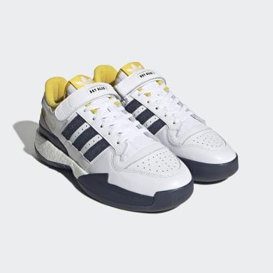Men Originals White Human Made Forum Shoes