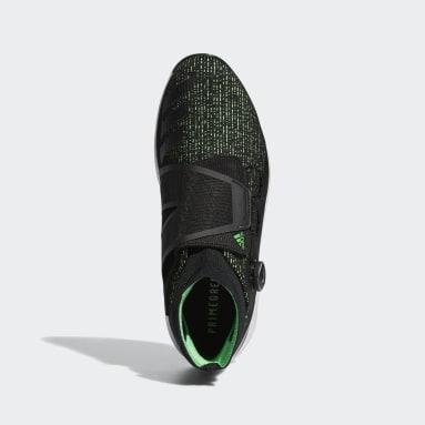 Men Golf Black ZG21 Motion Primegreen BOA Mid Golf Shoes
