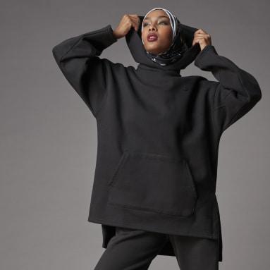 Ženy Originals černá Mikina Adicolor Fleece
