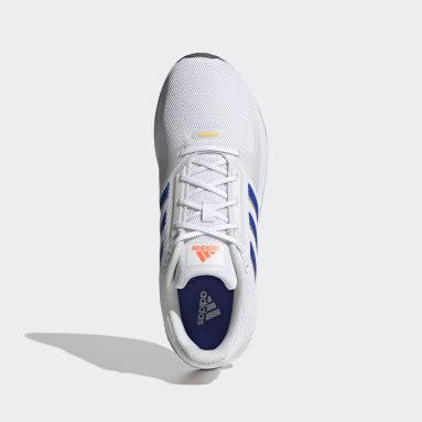 Tenis Run Falcon 2.0 Blanco Hombre Running