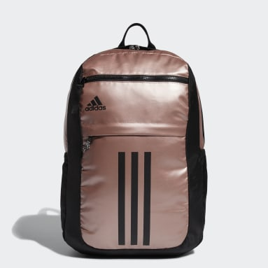 Training Pink League 3-Stripes Backpack