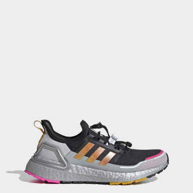 Women Running Black Ultraboost COLD.RDY Shoes