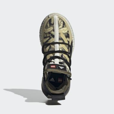 Kinderen Hardlopen Zwart adidas x LEGO® Sport Mid Schoenen