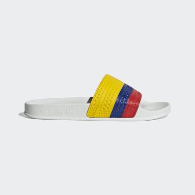Adillete Colombia (UNISEX) Blanco Originals
