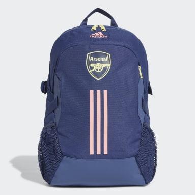 Football Blue Arsenal Backpack