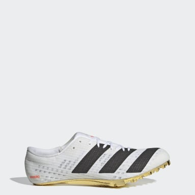 Chaussure d'athlétisme Adizero Finesse Tokyo Blanc Hommes Athlétisme