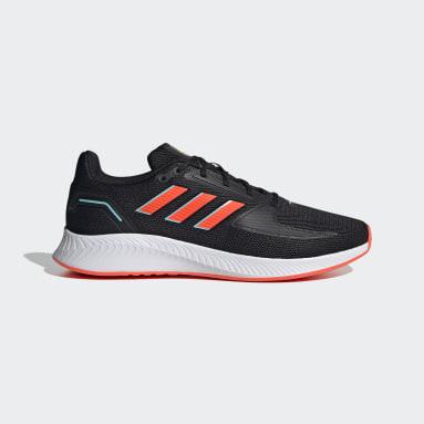 Erkek Koşu Siyah Run Falcon 2.0 Ayakkabı
