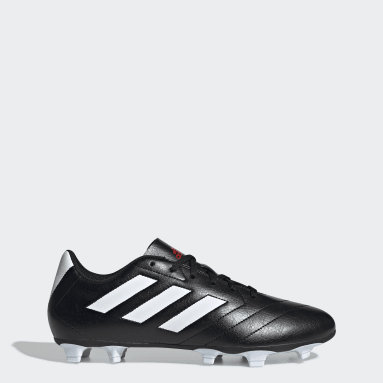Soccer Black Goletto VII Firm Ground Cleats