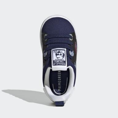 Děti Originals modrá Boty Stan Smith 360