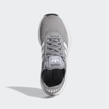 Youth 8-16 Years Originals Grey Swift Run X Shoes