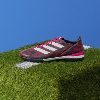 Soccer Black Mexico Gamemode Turf Shoes