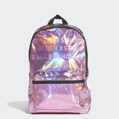 Youth 8-16 Years Originals Pink Backpack