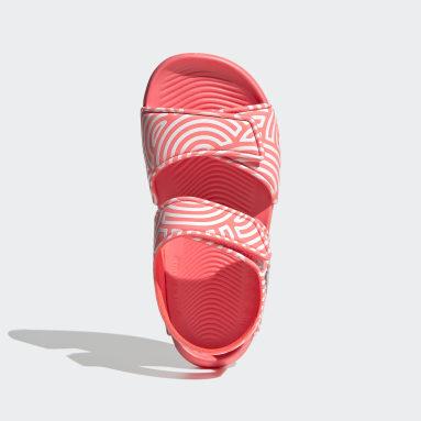 เด็ก ว่ายน้ำ สีชมพู รองเท้าแตะ Altaswim