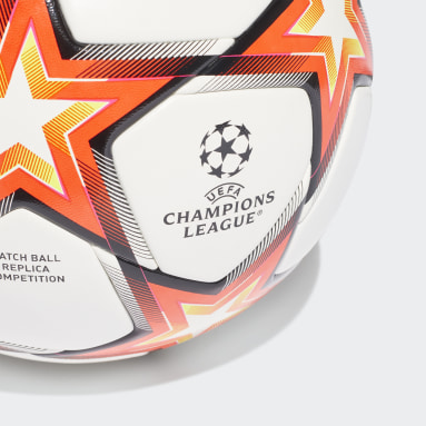 Football White UCL Competition Pyrostorm Football