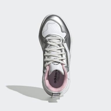Chaussure Supercourt RX Rose Femmes Originals