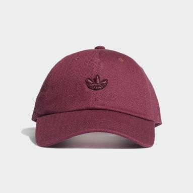 Originals Red Adicolor Vintage Baseball Cap