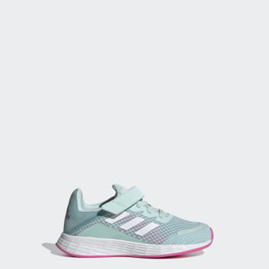 Chaussure Duramo SL Vert Enfants Running
