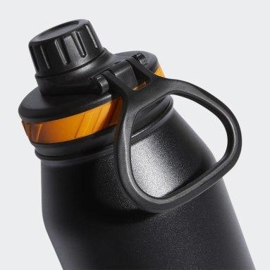 Training Black Los Angeles Steel Bottle 1 L
