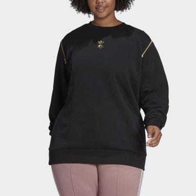 Women Originals Black Crew Sweatshirt