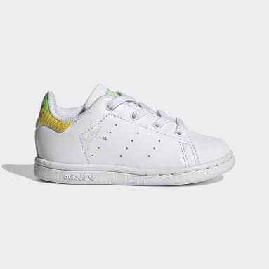 Infant & Toddler Originals Grey Stan Smith Tinkerbell Shoes