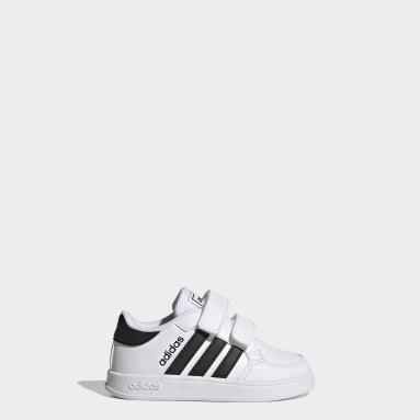 Kinder Sportswear Breaknet Schuh Weiß