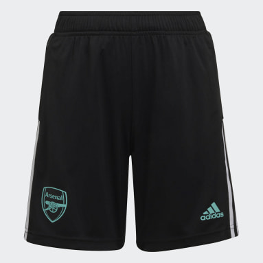 Arsenal Training Shorts Czerń