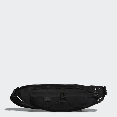 Volleyball Black Running Gear Waist Bag
