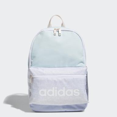 Children Training Green Classic 3-Stripes Backpack