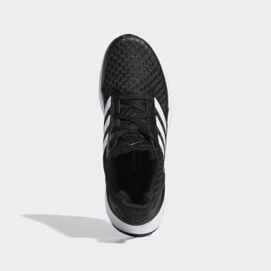 Kids Running Black RapidaRun Shoes