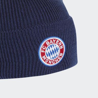 Berretto FC Bayern München Blu Calcio