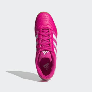 Heren Futsal Roze Super Sala Voetbalschoenen