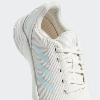 Men Golf White ZG21 Motion Recycled Polyester Golf Shoes
