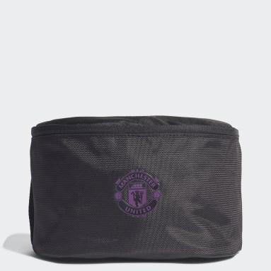 Fotbal černá Kosmetická taška Manchester United