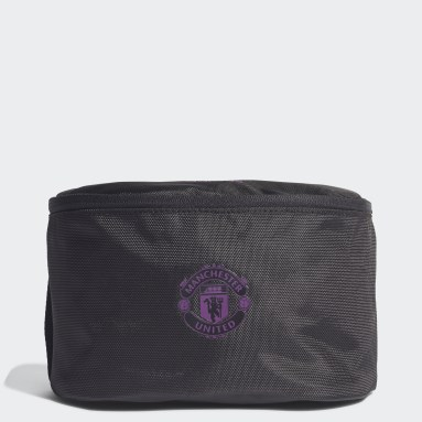 Football Black Manchester United Wash Kit