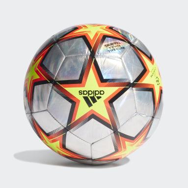 Ballon UCL Training Hologram Foil Pyrostorm multicolore Soccer