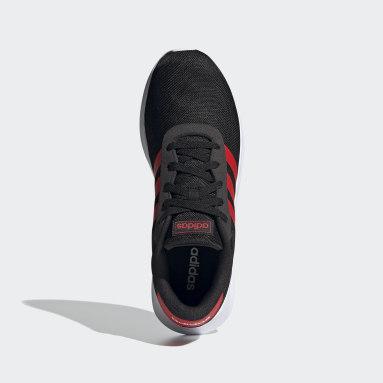 Men Sport Inspired Black Lite Racer 2.0 Shoes