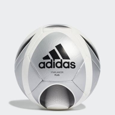 Bola Starlancer Plus Prata Homem Futebol