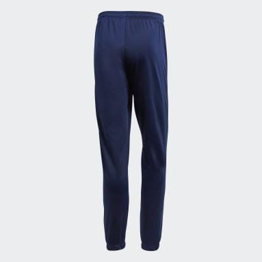 Calças Core 18 Azul Homem Ginásio E Treino