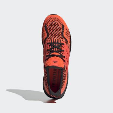 Hardlopen Oranje Ultraboost 5.0 DNA Schoenen