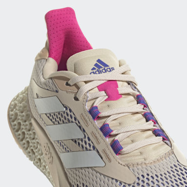adidas 4DFWD Pulse Sko Beige