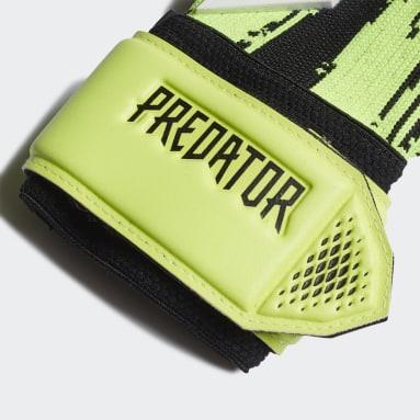 Football Green Predator 20 League Goalkeeper Gloves
